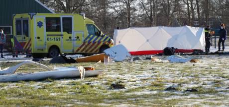 Omgekomen piloot in Kornhorn is 75-jarige man