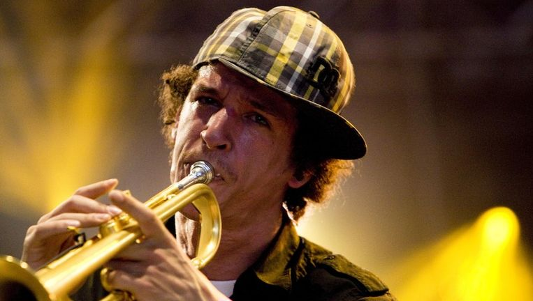 Onder andere Kyteman is genomineerd met zijn album The hermit sessions. Foto ANP Beeld
