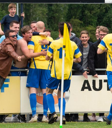 Rik Doppenberg kiest na een jaartje Sparta Nijkerk weer voor buurman NSC