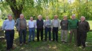 Oud-soldaten klas '55-57' laatste keer samen