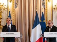 Crise des sous-marins: les ministres des Affaires étrangères américain et français en tête-à-tête ce jeudi à New York