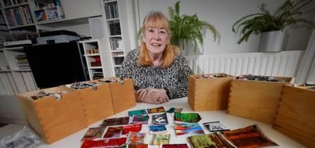 Fiens kasten puilen uit van Armani en Gaultier: 'Van één vriendin krijg ik elk jaar trouw een envelop'