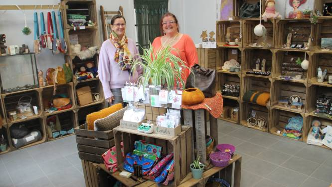 Creatieve dames lanceren pop-upshop Belle Histoire met zelfgemaakte spullen