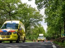 Eenzijdig ongeval in Oosterhout: automobiliste lichtgewond