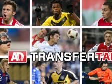 TransferTalk: Inter erkent gesprek met City, De Jong verkoopt 'nee'