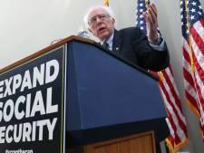 'Bernie Sanders heeft campagnevideo al opgenomen'