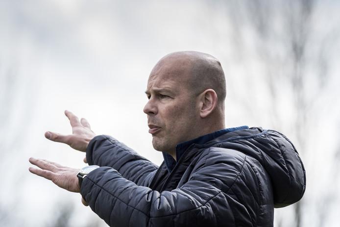 Quick-coach Michel Steggink.