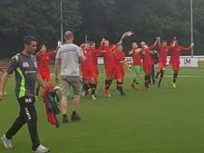 Go Ahead Eagles onder 17 promoveert naar eerste divisie