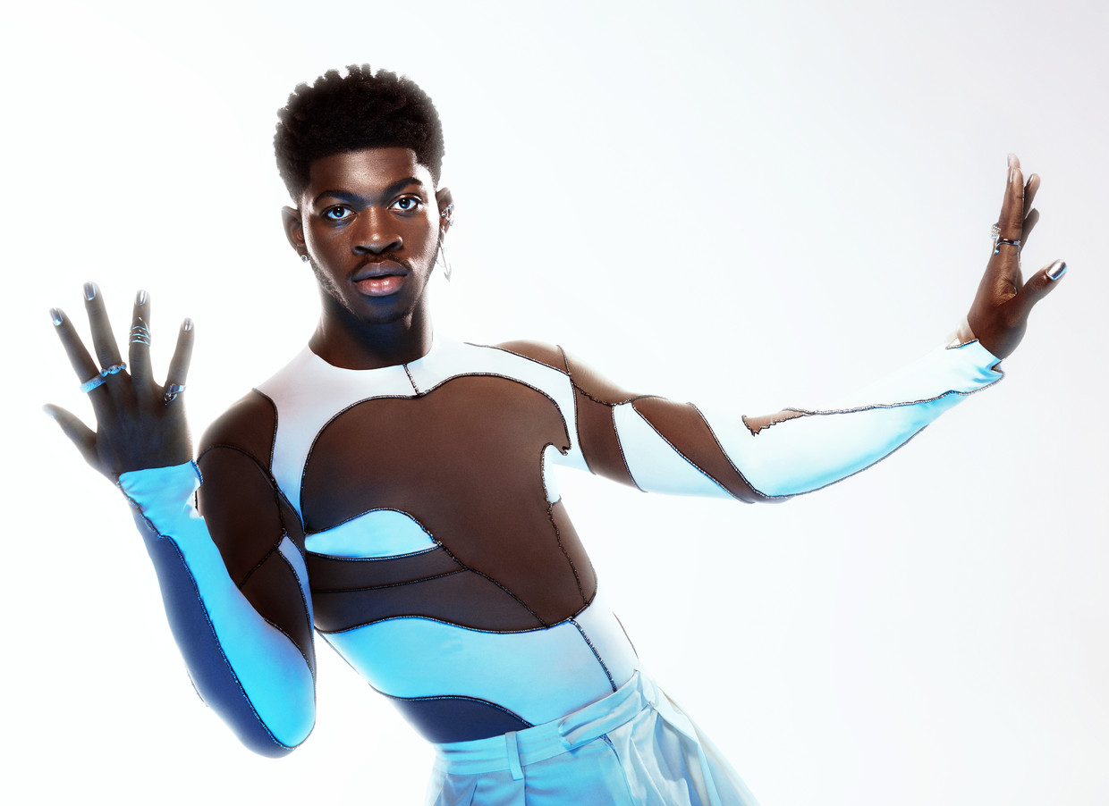 Lil Nas X. Beeld Charlotte Rutherford