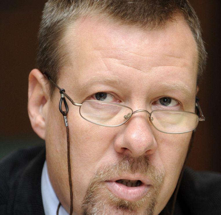 Antwerps procureur Herman Dams Beeld BELGA