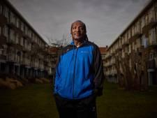 Het turbulente leven van Kid Taylor (60): van ongrijpbare topbokser tot tevreden vuilnisman