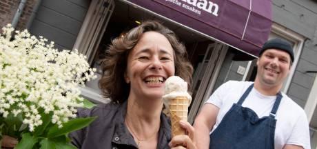 Menno maakt ijsje met ingrediënt uit veelbesproken natuurgebied bij Culemborg