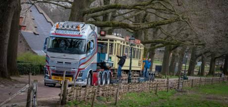 Openluchtmuseum kijkt met nieuwe tram uit naar heropening: 'De tram is de populairste attractie'