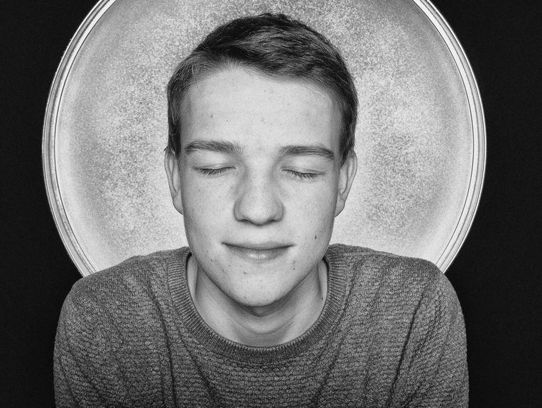 Niels Jacobi (17) Beeld Jorgen Caris