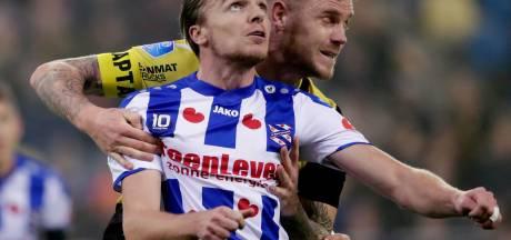 Vitesse in oefenduel gelijk tegen Heerenveen