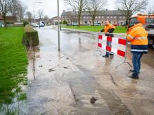 Tulpstraat in Oldebroek vijf keer blank en zonder kraanwater in een week tijd