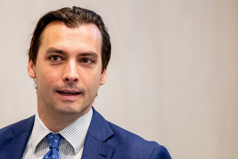 Thierry Baudet Beeld BSR Agency