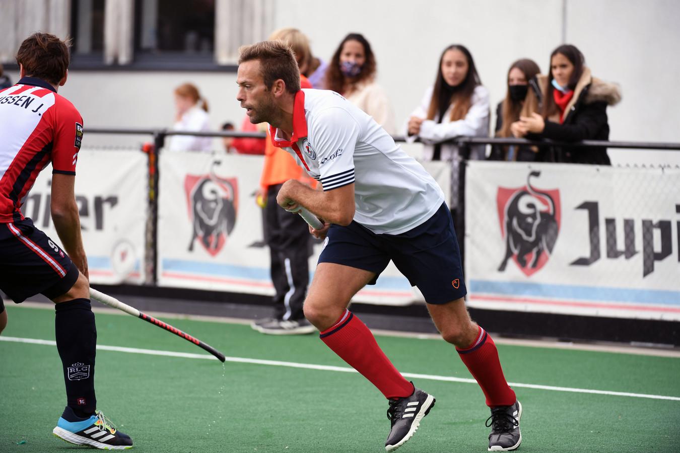Jerome Dekeyser is nu coach bij KHC Hockey Leuven.