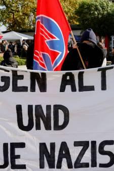 Duitse politie beëindigt extreem-rechtse grenspatrouille: bajonet en machete in beslag genomen
