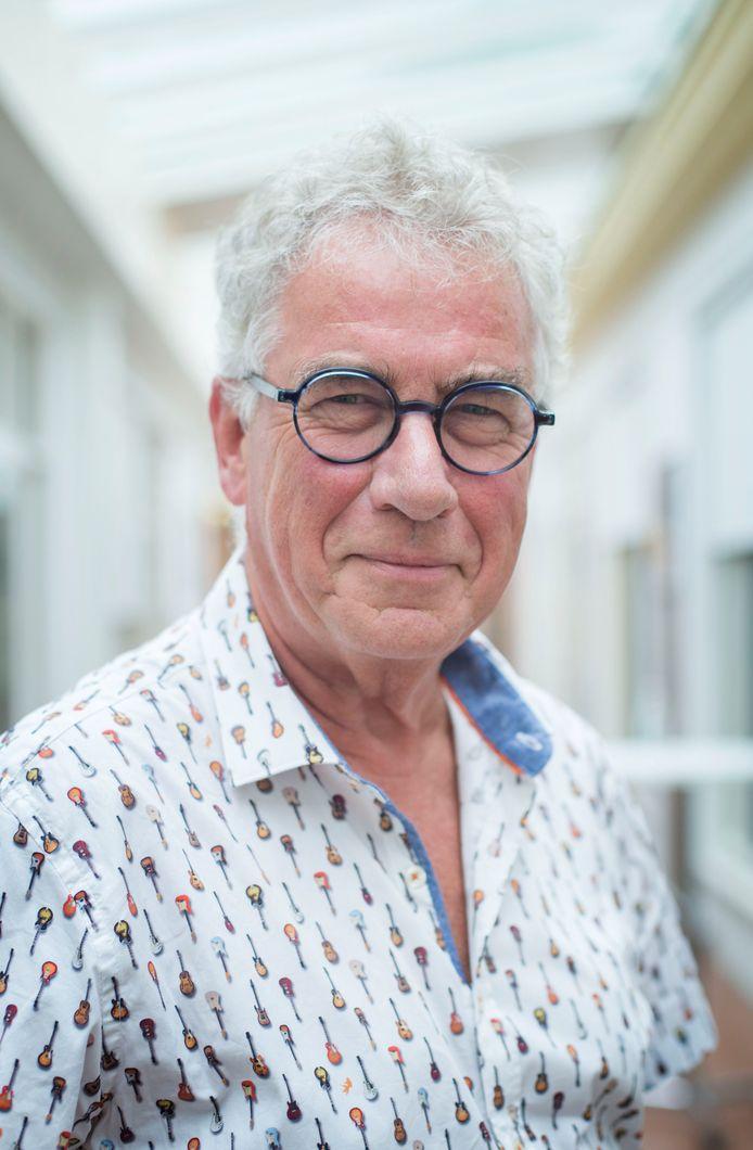 Ton Metselaar, die nieuwe voorzitter van wijkgebouw De Linde/Stichting Alleen Samen Een