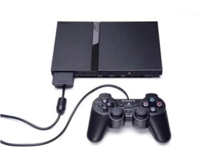 PlayStation 2 Beeld kos