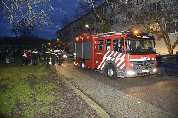 Keukenbrand in Nijmegen