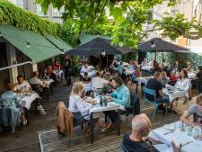 Herstart in de groene oase van restaurant Charelli