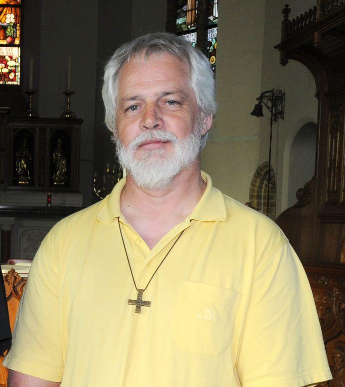 Priester Bart Demuynck.