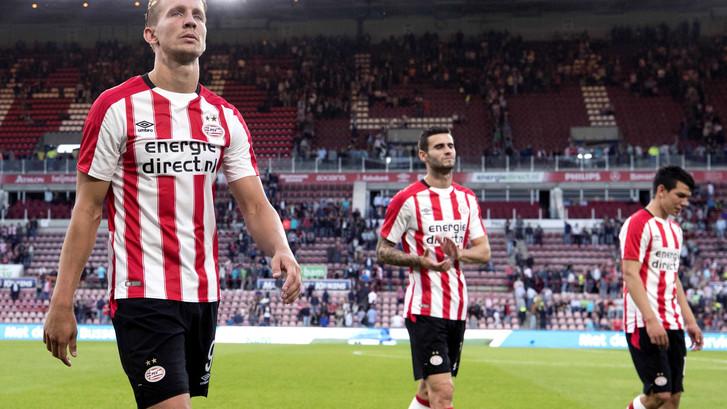 Dramatische Europese start van PSV