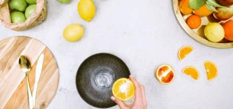 Keukenheks: Zo maak je vruchtensap zonder citruspers