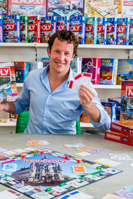 Goudse editie van Monopoly binnen een maand volledig uitverkocht