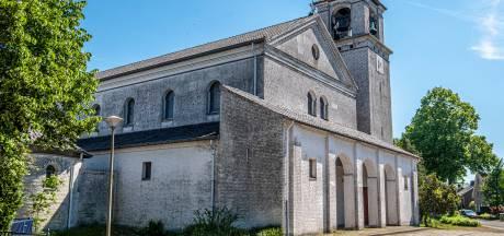 Bouwstop op kerk De Horst vanwege houten scheidingswand