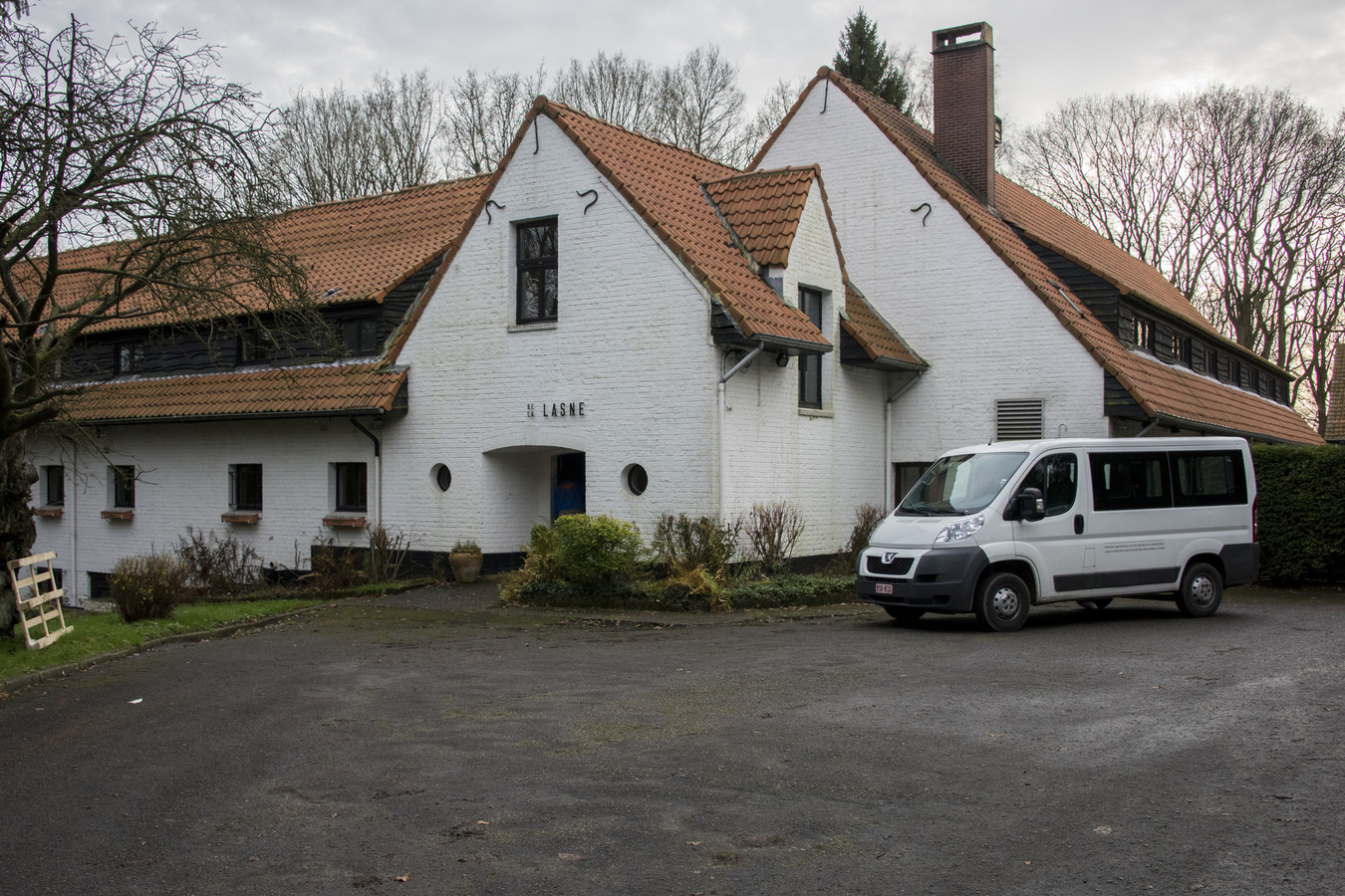 In het voormalige woonzorgcentrum 'De Lasne' in de Homeweg in Terlanen worden binnenkort opnieuw jonge vluchtelingen opgevangen.