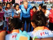 Bosschenaar leidt hockeysters India naar de Spelen: 'Zoveel deuren gaan nu voor hen open in India'