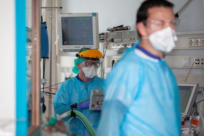 Intensive care (IC) van Adrz in Goes.