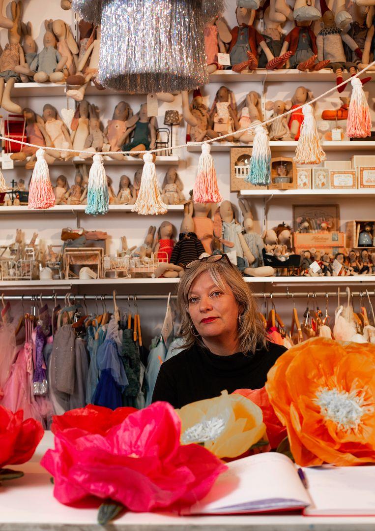 De Kinderfeestwinkel  Beeld Susanne Stange