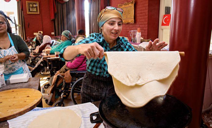 Terborg krijgt een eigen verpleeghuis voor Turkse ouderen en dementerenden. In Antonia wordt een vleugel apart ingericht. Archieffoto Dolph Cantrijn