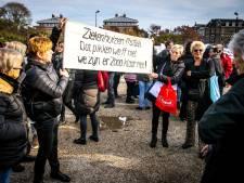 Duizend mensen bij protestactie tegen failliete ziekenhuizen