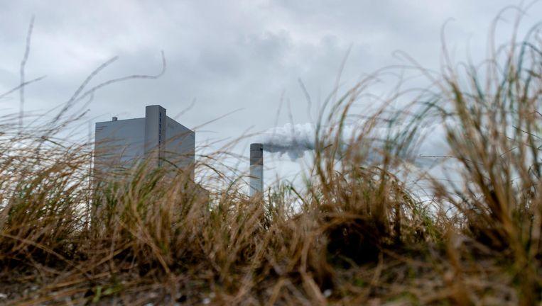 Kolencentrale op de Maasvlakte Beeld anp