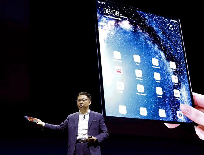 Huawei komt met een tweede opvouwbare telefoon. De Mate XS is de opvolger van de Mate X van een jaar geleden.