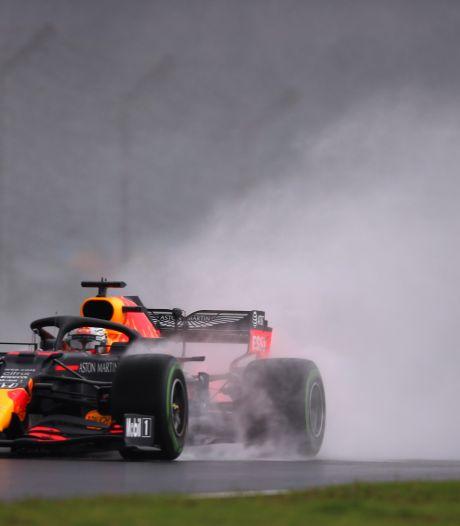 Wacht Max Verstappen bij Grand Prix van Turkije weer waterballet?
