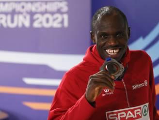 """Isaac Kimeli verovert ondanks stress om gele kaart zilver op 3.000m: """"Tactisch plan tot in de puntjes uitgevoerd"""""""