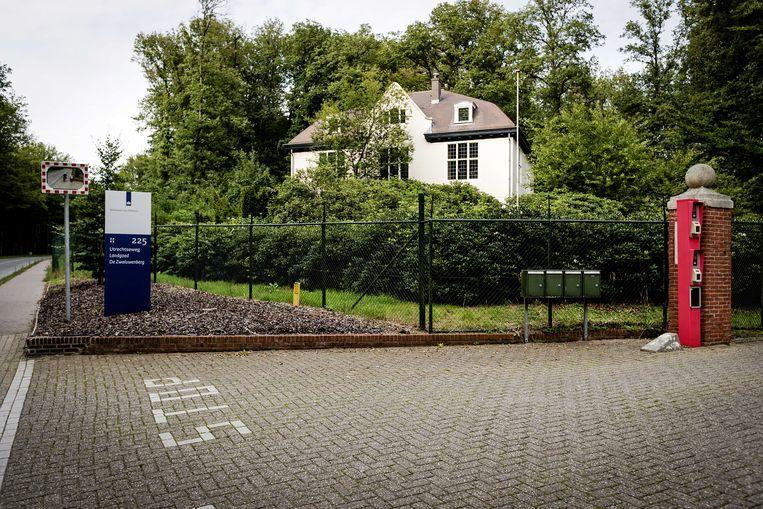 Landgoed De Zwaluwenberg in Hilversum. In eerdere jaren zijn hier ook al formatie-onderhandelingen gevoerd.  Beeld ANP