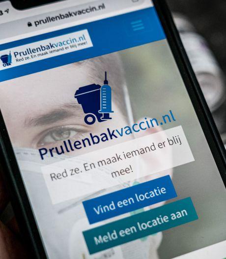 Nog steeds veel vraag naar restvaccins, ook Gelre Ziekenhuizen sluiten zich aan bij prullenbakvaccin.nl