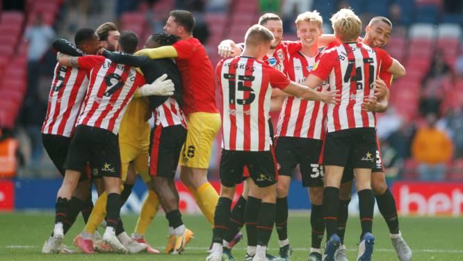 Premier League-droom van cultclub Brentford komt eindelijk uit na winst tegen Swansea op Wembley