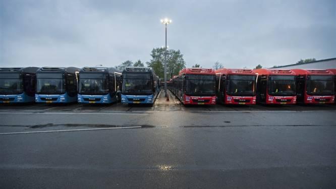 Bussen rijden minder, ook na corona