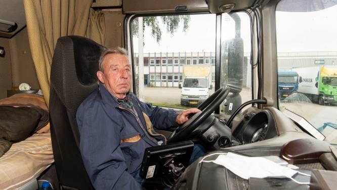 Jaap (71) uit Buurse rijdt nog steeds Europa door in zijn vrachtwagen: 'Wat moet ik anders? Thuiszitten?'