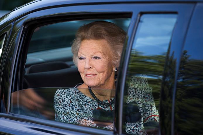Prinses Beatrix.