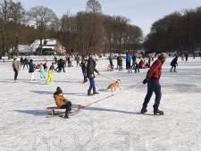 Nog één dagje genieten van sneeuw en ijs; drukte op eerste hulp blijft uit