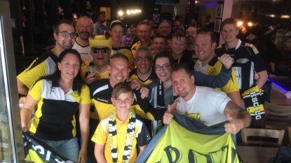 """Yellowbrothers beleven bange dagen, maar leven op hoop: """"Sporting Lokeren is familie!"""""""